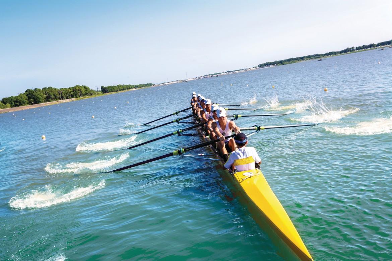 Sarasota County to shine on this year's British Rowing ...