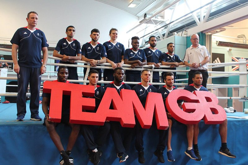 how to make the olympic boxing team