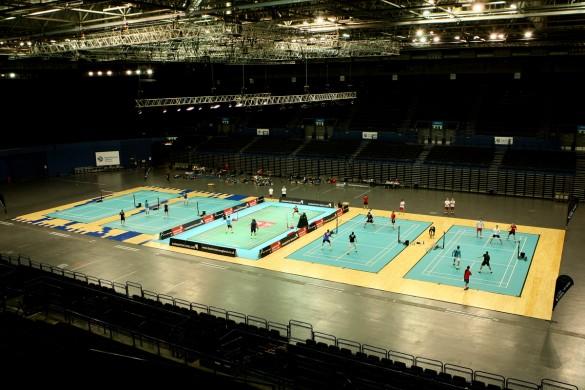 Rio Training Camp at Barclaycard Arena