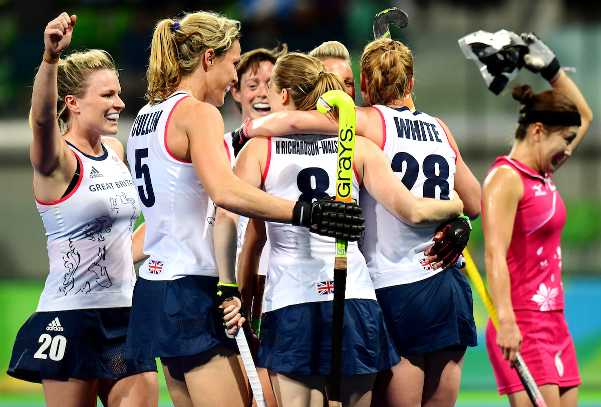 Great Britain maintain 100% record with Japan win – GB ...