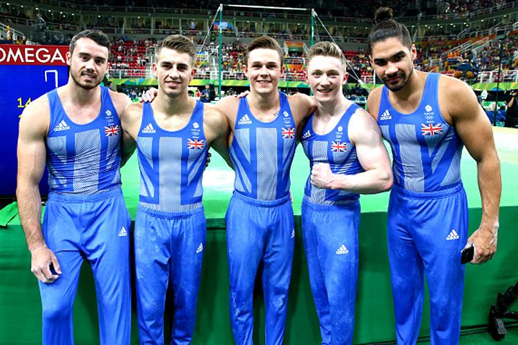 Eight Gymnastics Finals For Team Gb Men In Rio British