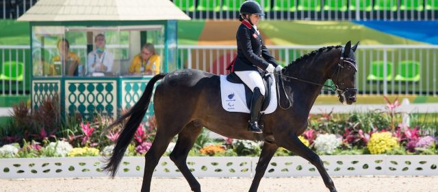 Magical Day For Great Britain Equestrian Team The Sport Feed
