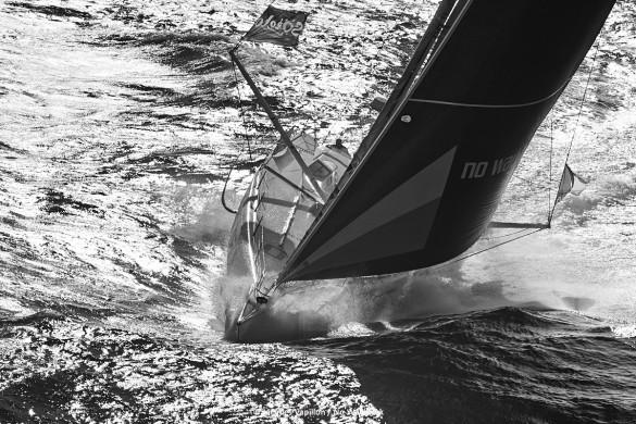 Vendée Globe 2016/2017 - No Way Back - Pieter Heerema (NED)